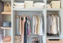 come sistemare l'armadio